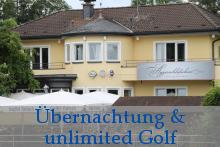 Übernachtung & unlimited Golf
